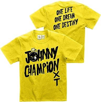 WWE Johnny Gargano Rebel Authentic T-Shirt
