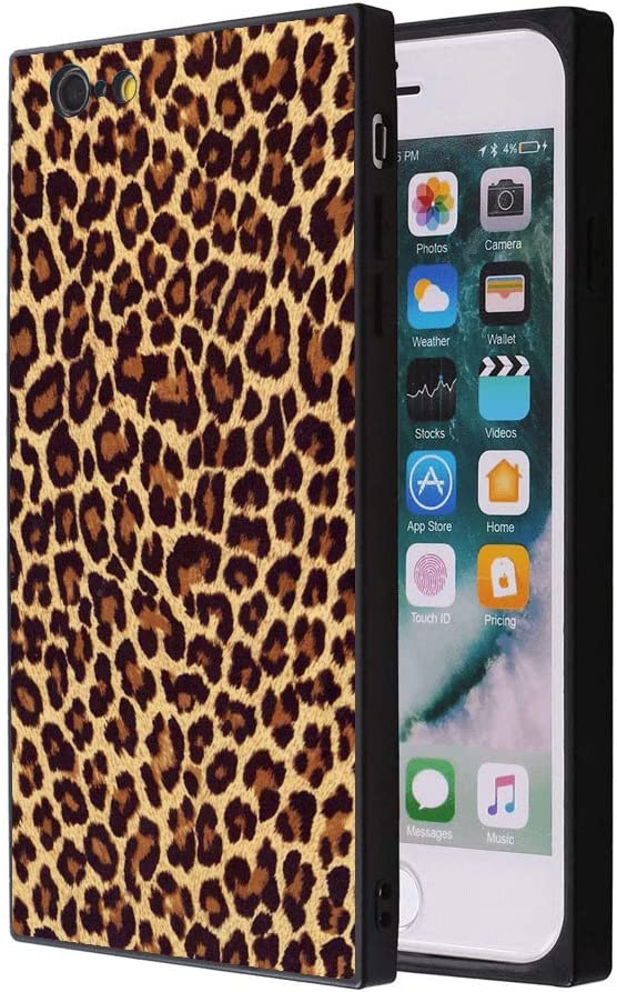Holographic Unicorn Leopard Phone Case