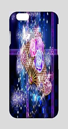 Amazon.com: Carcasa personalizada para iPhone 6 3D, diseño ...