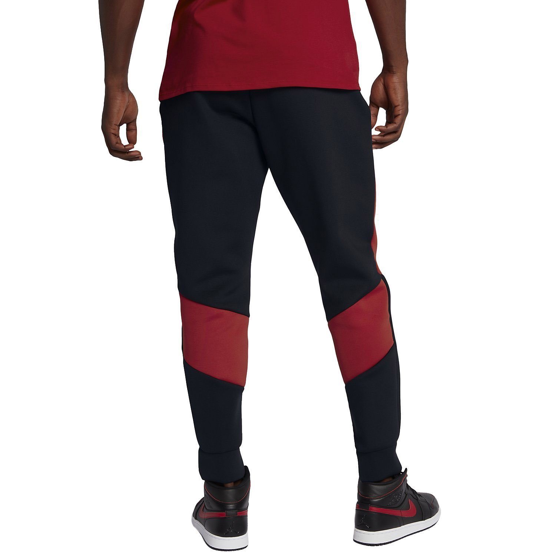 6cf5c4845bf NIKE Jordan Flight Tech Fleece Pants Mens at Amazon Men's Clothing store: