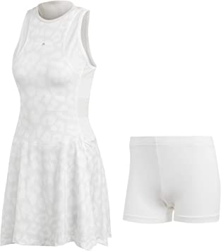 adidas by Stella McCartney Court Femmes Robe Tennis Blanc