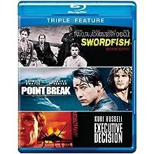 Executive Decision / Point Break / Swordfish (Triple Feature) [Blu-ray] (2012)
