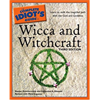 UC_The Complete Idiot's Guide to Wicca and Witchcraft book cover