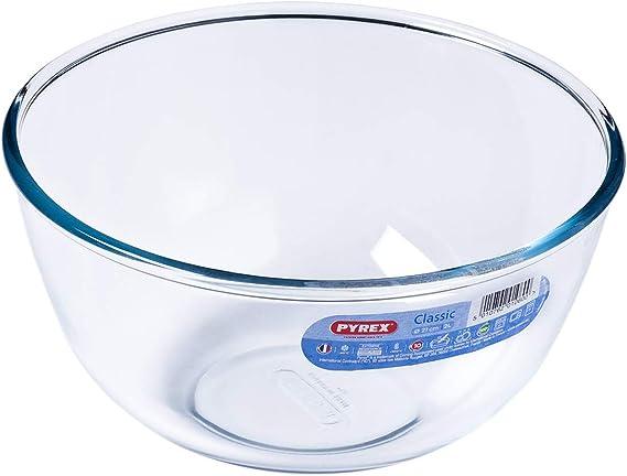 0.5 litre pot cuire la nourriture Pyrex 3pc cuisine set 1 /& 2 litre bols