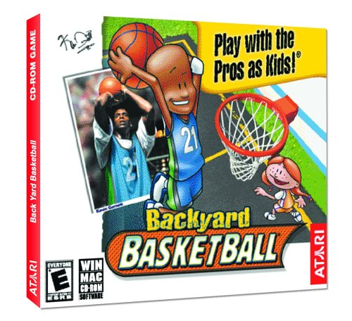 Backyard Basketball Games (Backyard Basketball (Jewel Case) - PC)