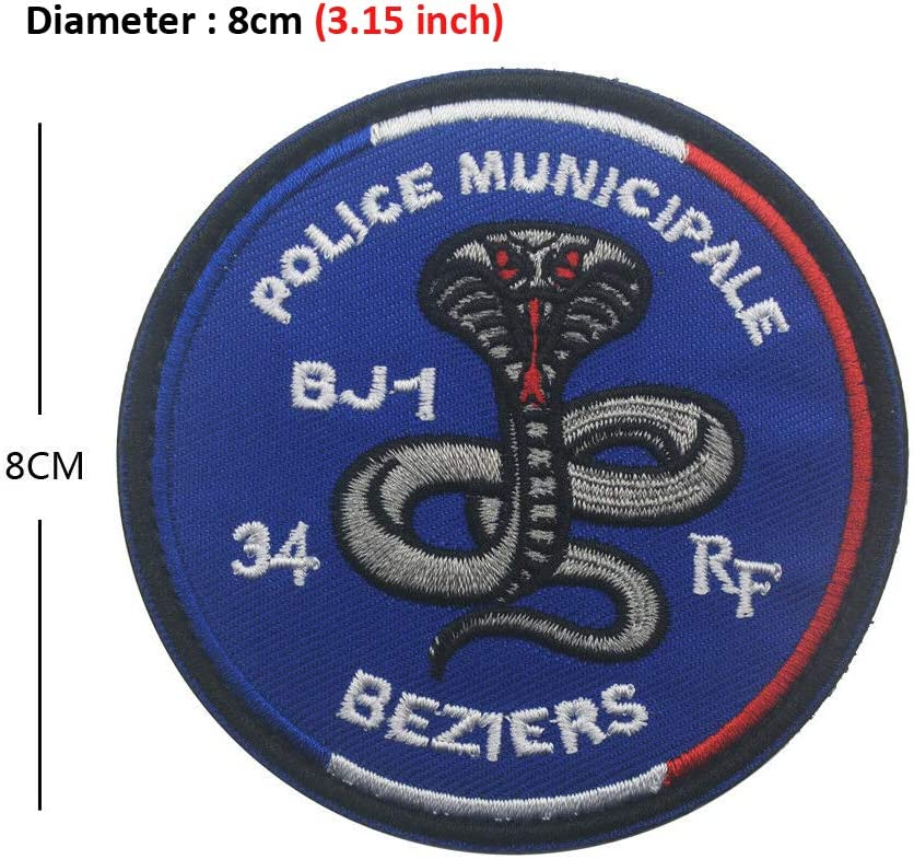 2 pieces Jerusalem Cross Templar Crusader patch Fastener Hook and Loop Patch SOUTHYU Tactical Morale Patches Military Emblem Embroidered Badge Decorative Appliques