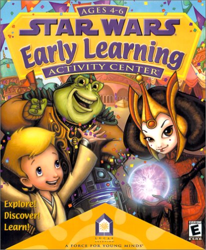 Star Wars: Early Learning Activity Center - PC/Mac