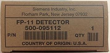 Siemens FP-11 – , detector de calor y foto de dos hilos