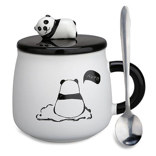3 opinioni per Tazza in ceramica regali–panda 3D Birthday Christmas present caffè Tazze da tè