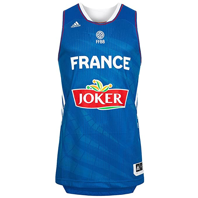 Officiel Performance Basket Maillot France Adidas 8n0OwPk