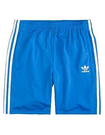 31ccee41ec128 Amazon.com: adidas Originals Kids Boy's Basketball 3-Stripe Shorts ...