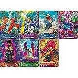 【7枚】スーパードラゴンボールヒーローズ Vジャンプ1月号付録 PJS-02、PJS-03、PJS-04、PJS-05、PJS-06、PJS-07、ヒーローアバター
