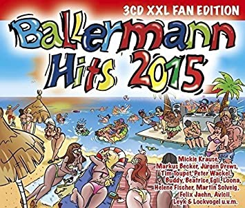 Ballermann Hits 2015 : Various: Amazon.es: Música