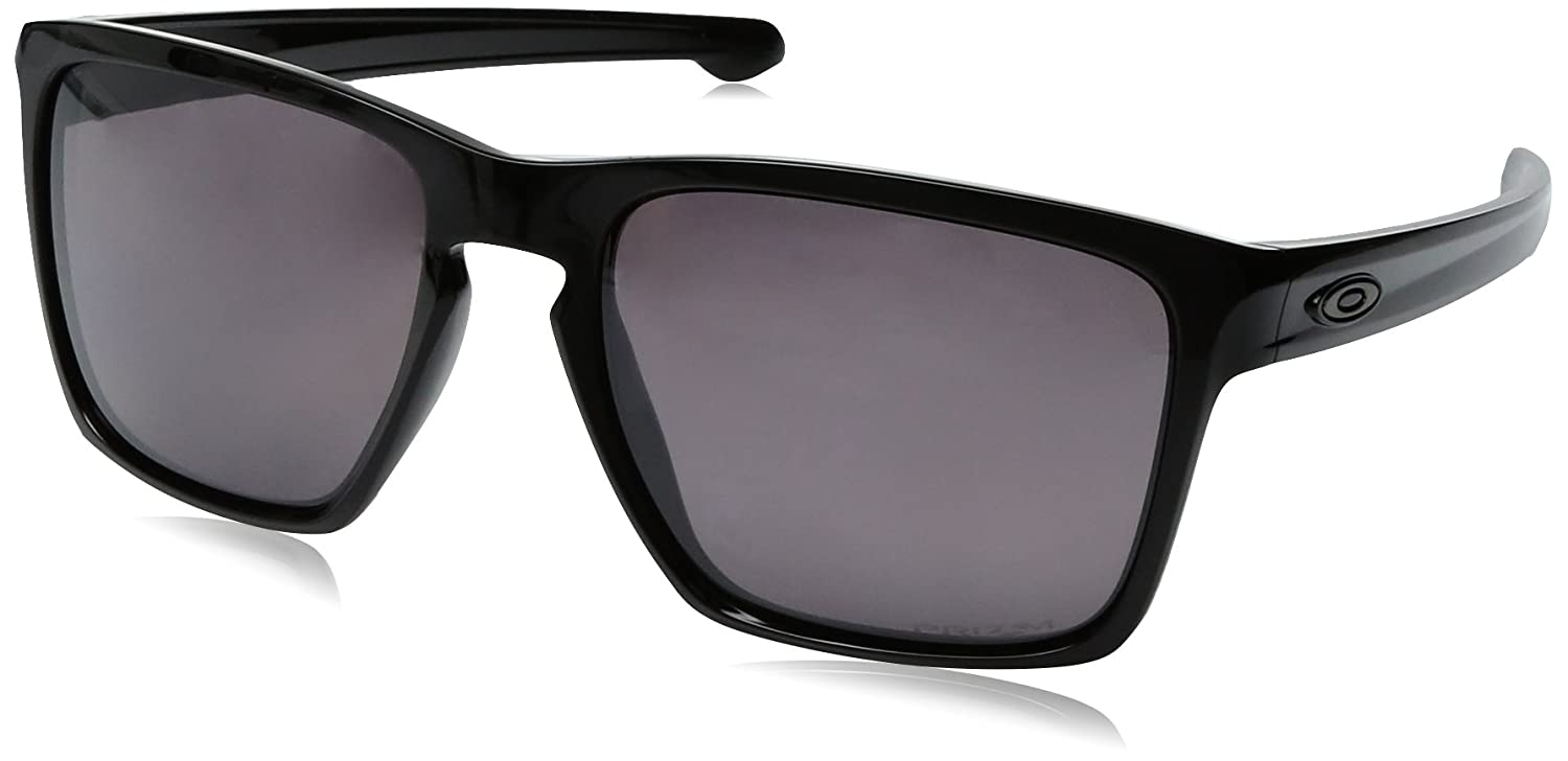 f4fe87fcc9 Oakley Sunglasses Sliver XL OO9341-06 Polished Black Prizm Daily Polarized   Amazon.ca  Electronics