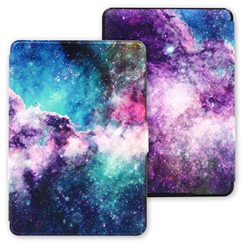 kandouren - case cover for kindle paperwhite (for kindle paperwhite, nebula)