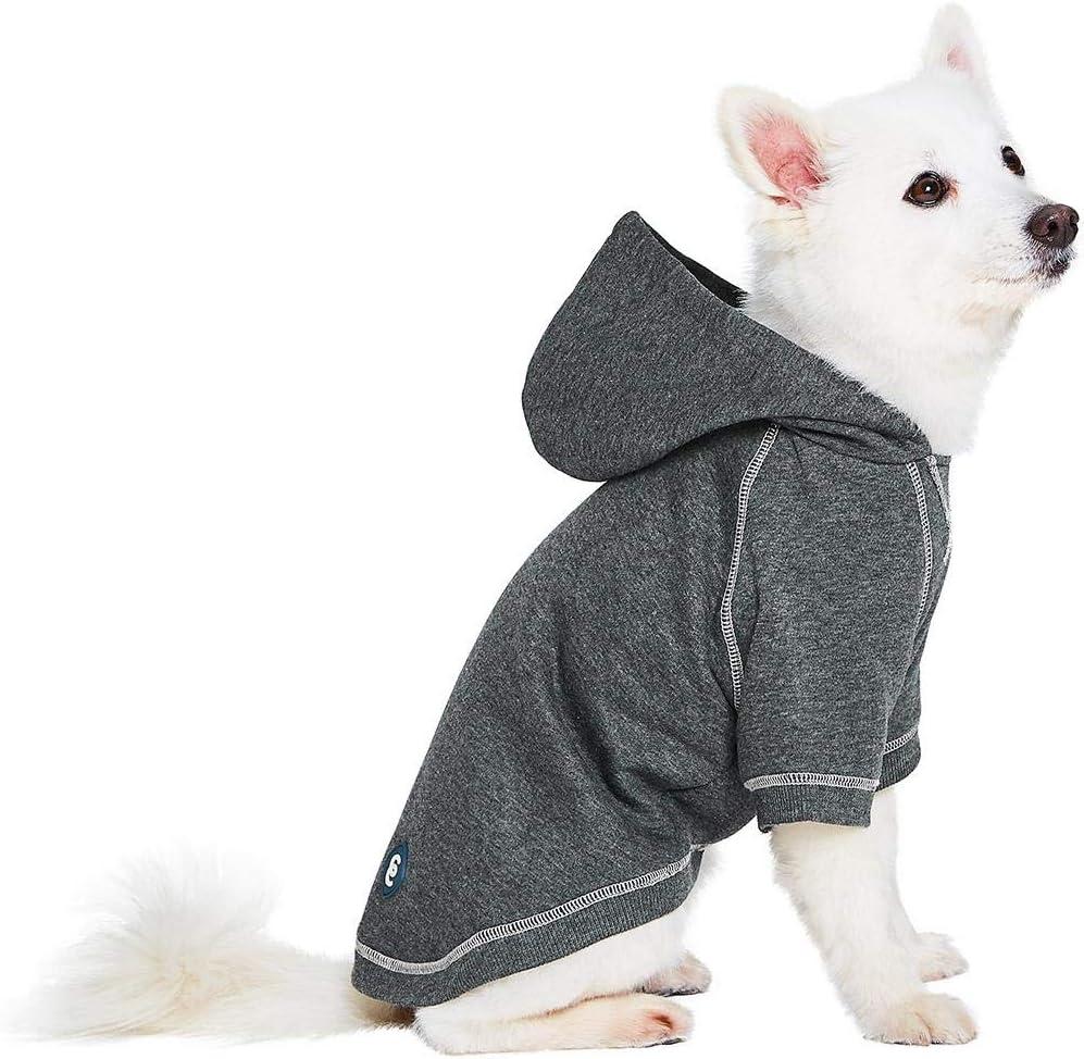 Blueberry Pet Essentials 4 Colors Soft & Comfy Better Basic Cotton Blend Dog Sweatshirts