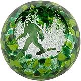 Glass Eye Studio Sasquatch Environmental Series Paperweight Delux Box