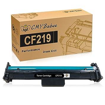 CMYBabee - Unidad de Tambor de Repuesto Compatible con HP 19A ...