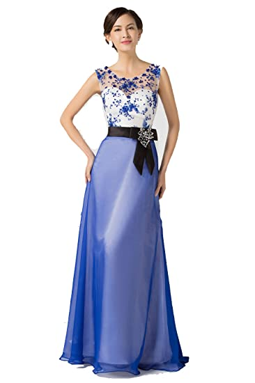 Amazon.com  2015 Long Formal Bridesmaid Dresses Cocktail Evening Gown Prom  Party Maxi Dress  Baby 27233bc1e