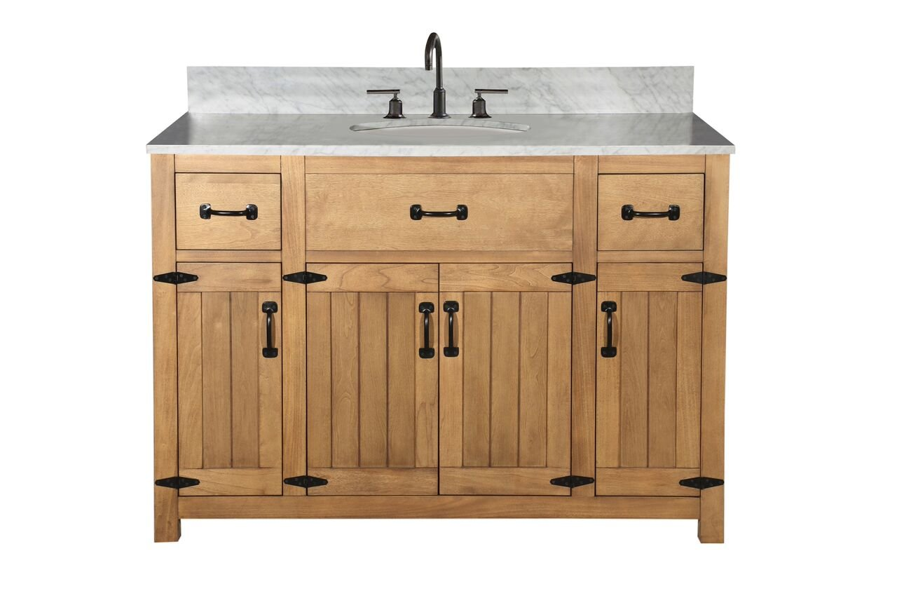 Legion Furniture Wlf6044 48 48 Sink Vanity Matching Granite Without Faucet Weathered Grey Best
