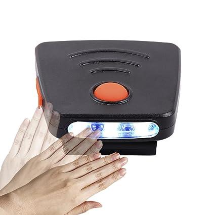Firecore LED manos libres linterna frontal linterna Pesca Nocturna LED Cap luz Sensor de movimiento USB