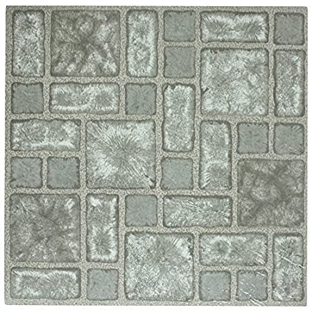 28 X Vinyl Floor Tiles Self Adhesive Kitchen Bathroom Sticky