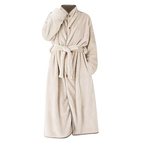 静電気防止ダブル加工のTobest(トゥベスト)着る毛布「fuwali」