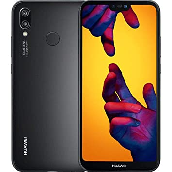 Huawei 774792 64 GB P20 Lite UK SIM-Free Smartphone - Black