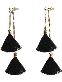 Girl's Drop Dangle Earrings | Amazon.com