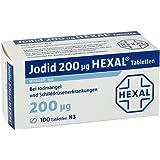 Jodid 200 Hexal Tabletten, 100 St.
