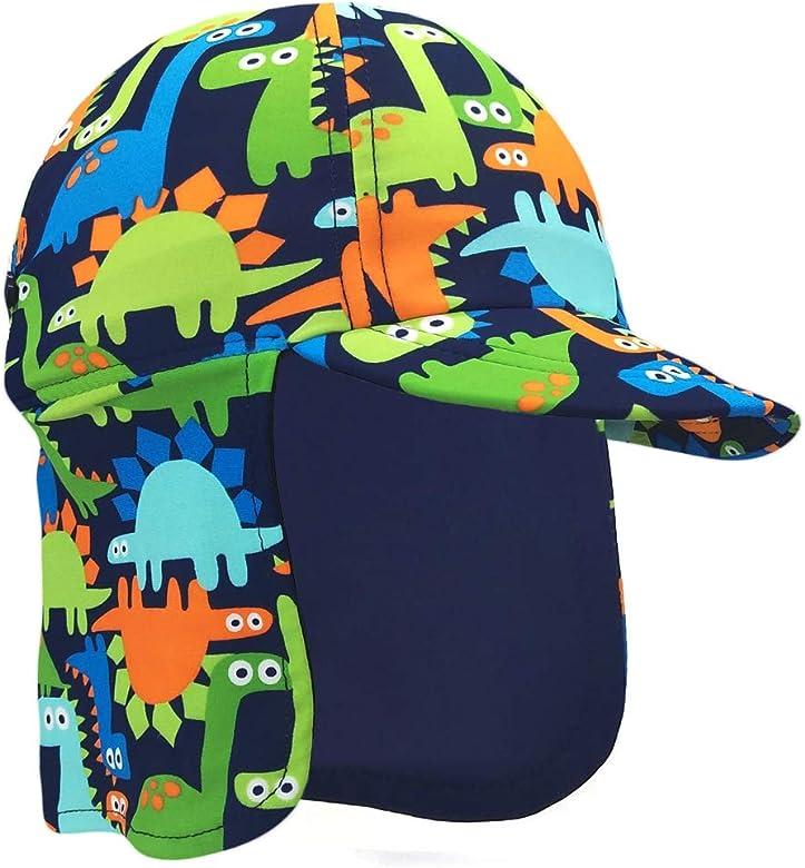 Gifts Treat Sombrero de Sol para ni/ños con dise/ño de Dinosaurio