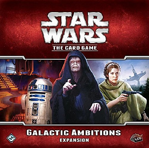 Star Wars LCG: Galactic Ambitions (Star Wars The Card Game)