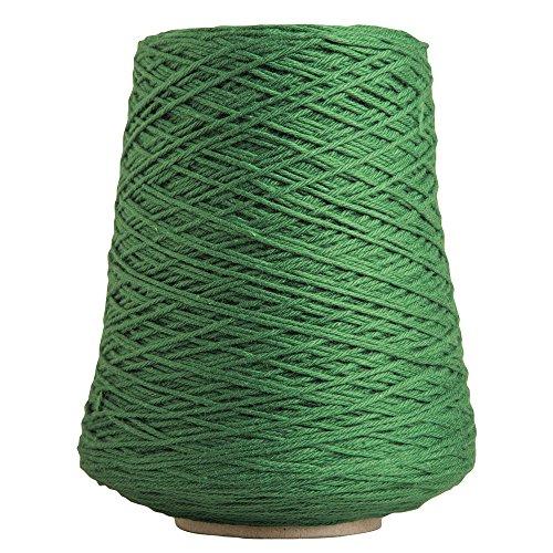 Knit Picks Dishie Cone Worsted Cotton Yarn - 14 oz (Jalapeno) (Cotton Yarn 8 4 Or 8 8)