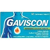 Gaviscon Tablets 250mg Peppermint x 32