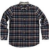 O'Neill Big Boys' Redmond Flannel Shirts,X-Large,Dark Navy
