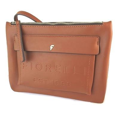 Fiorelli [N9128 Sac pochette marron tan 24x19x2.5 cm