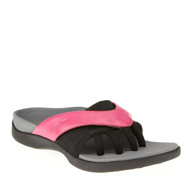 Wellrox Women's Evo-Grasp Casual Sandal B00CX9VCU8 11 B(M) US|Fuchsia