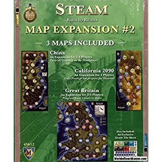 Mayfair Games Steam Expansion #2