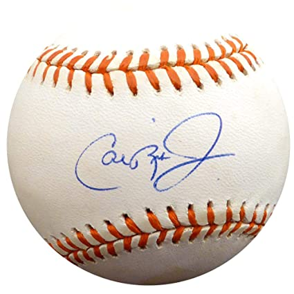 ff29358bf3a Autographed Cal Ripken Jr. Ball - Official AL 2131 Consecutive Game ...