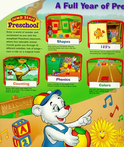 Amazon.com: JumpStart Preschool