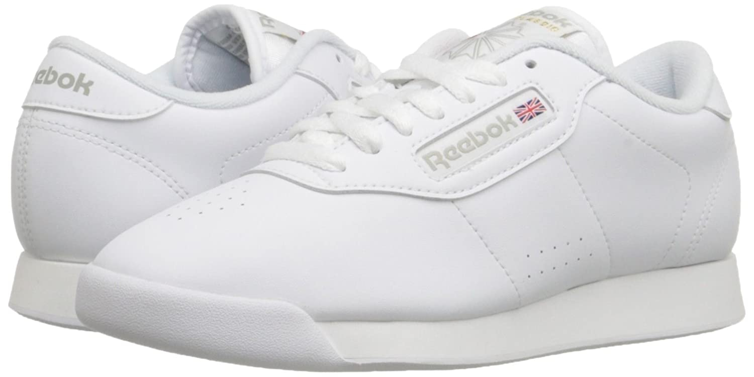 6d4c9e5349ee Reebok Classic Women s Princess Sneakers  Amazon.ca  Shoes   Handbags