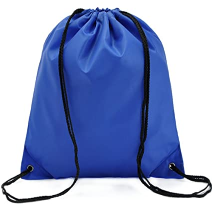 LAAT Impermeable Playa Bale Hombro Bolsas Mochila cordón Gimnasio Mochila Oxford Plegable Bolsa para PE Escuela Viaje Deporte