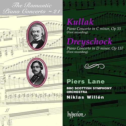 Kullak / Dreyschock: Piano Concertos (Romantic Piano Concertos Vol - Store Pier