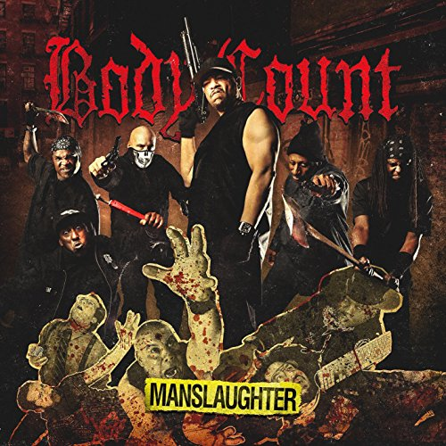 Manslaughter - Count Cd