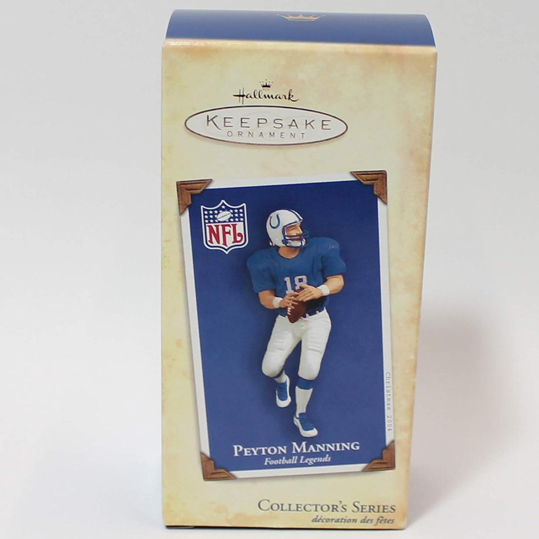 Peyton Manning - 2004 Hallmark Ornament