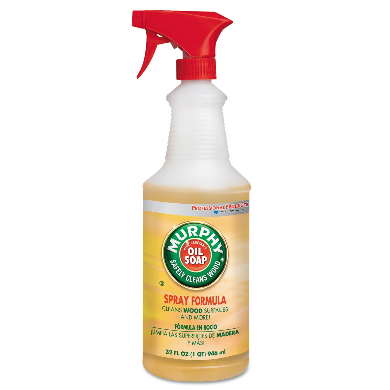 Original Wood Cleaner, Liquid, 32oz, 9/carton