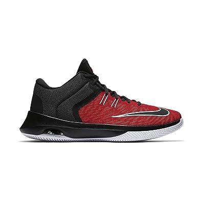 NIKE Air Versitile II Mens Fashion-Sneakers 921692-600_11 - University  Red/Black