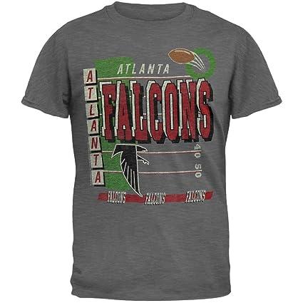 official photos 39748 9ac4d Atlanta Falcons - Touchdown Soft T-Shirt