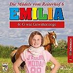 G wie Gewitterziege (Emilia - Die Mädels vom Reiterhof 6) | Karla Schniering