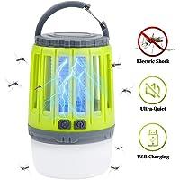 IREGRO Lámpara Mosquitos UV Mata Mosquitos Electrico Mosquitos